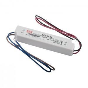 Блок питания 18 Ватт 12 V (LPH-18-12)