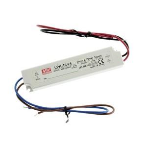 Блок питания 18 Ватт 24 V (LPH-18-24)