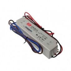 Блок питания 35 Ватт 12 V IP67 (LPV-35-12)