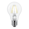 Светодиодная LED лампа MAXUS филамент А60 8W яркий светE27 1-LED-566