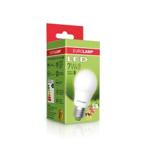 Светодиодная лампа LED ЕКО А50 7W E27 4000K