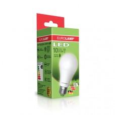 Светодиодная лампа LED ЕКО А60 10W E27 3000K