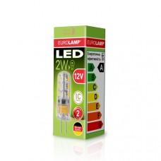 Светодиодная лампа LED капсульна G4 2W G4 12V 3000K