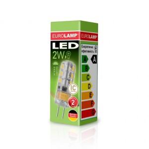 Светодиодная лампа LED G4 2W 3000K