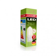 Светодиодная лампа LED капсульна Plastic G4 2W G4 3000K