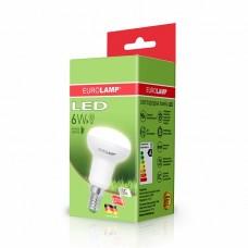 Светодиодная лампа LED ЕКО R50 6W E14 3000K