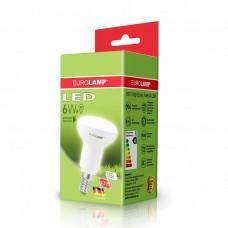 Светодиодная лампа LED ЕКО R50 6W E14 4000K
