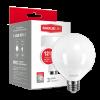 Светодиодная LED лампа MAXUS G95 12W 3000K E27 1-LED-901