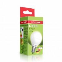Светодиодная лампа LED ЕКО G45 5W E14 4000K