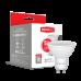 Светодиодная LED лампа MAXUS MR16 5W теплый свет GU10 1-LED-517
