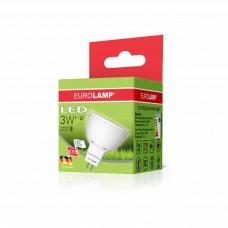 Светодиодная лампа LED ЕКО SMD MR16 3W GU5.3 4000K