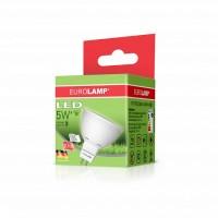 Светодиодная лампа LED ЕКО SMD MR16 5W GU5.3 4000K