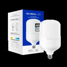 Светодиодная LED лампа HW GLOBAL 40W 6500K E27 1-GHW-004
