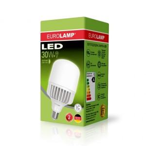 Светодиодная лампа высокомощная LED 30W E27 4000K