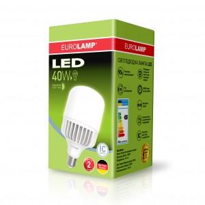 Светодиодная лампа высокомощная LED 40W E27 6500K