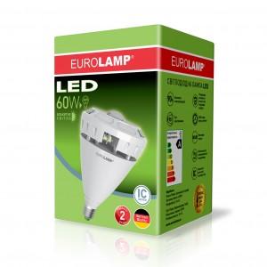 """Светодиодная лампа высокомощная LED """"Глаз"""" 60W E40 6500K"""