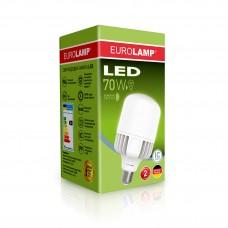 Светодиодная лампа высокомощная LED 70W E40 6500K