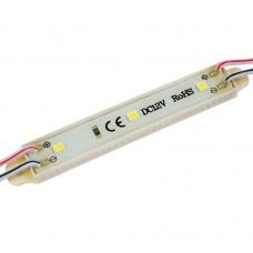 Светодиодный модуль LED SMD 2835, 28Лм, 0.33Вт, IP65, белый