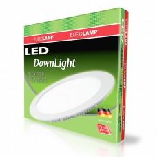 Светильник светодиодный  LED Panel (кругл.) 18W 4000K