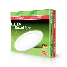 Светильник светодиодный  LED Panel (кругл.) 6W 3000K