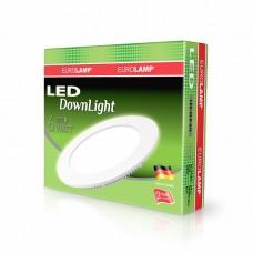 Светильник светодиодный  LED Panel (кругл.) 6W 4000K
