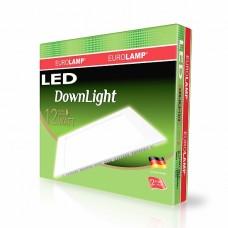 Светильник светодиодный  LED Panel (квадр.) 12W 3000K