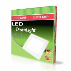 Светильник светодиодный  LED Panel (квадр.) 24W 4000K