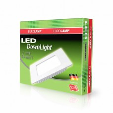 Светильник светодиодный  LED Panel (квадр.) 4W 4000K
