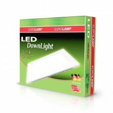 Светильник светодиодный  LED Panel (квадр.) 6W 3000K