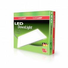 Светильник светодиодный  LED Panel (квадр.) 6W 4000K