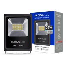 Прожектор LED GLOBAL FLOOD LIGHT 20W 5000K 1-LFL-002