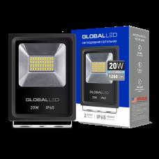 Прожектор LED GLOBAL FLOOD LIGHT 20W 5000K 1-LFL-002