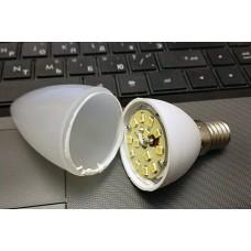 Что перегорает в светодиодной лампе?