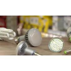 Что лучше галогеновая или светодиодная лампа?